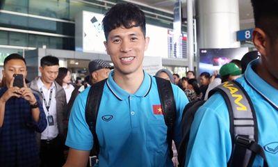 U23 Việt Nam đã về TP.HCM, thầy Park vẫn ở lại Hàn Quốc thêm 2 ngày