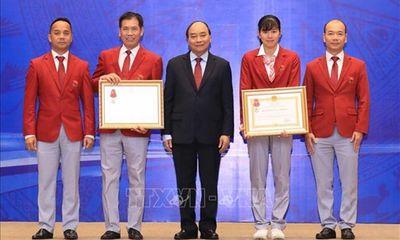 Thủ tướng Nguyễn Xuân Phúc: Thể thao mang lại niềm tự hào cho đất nước
