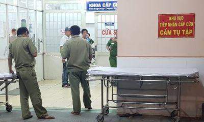 Bệnh nhân nghi nổ súng tự sát tại bệnh viện Trưng Vương từng uống 100 viên thuốc ngủ