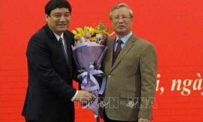Điều động Bí thư Nghệ An giữ chức Phó chánh văn phòng Trung ương Đảng