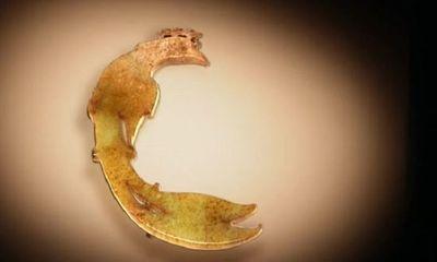 Phát hiện chim phượng hoàng ngọc bích trong mộ của vương hậu nhà Thương