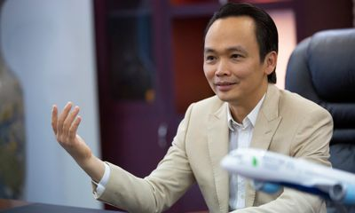 Ông Trịnh Văn Quyết thôi chức Tổng giám đốc Bamboo Airways