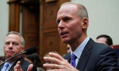 Boeing sa thải CEO kỳ cựu sau hai vụ tai nạn máy bay thảm khốc