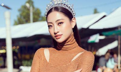 Hoa hậu Lương Thùy Linh lần đầu tiết lộ cát-xê dự sự kiện