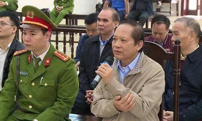 Bị cáo Trương Minh Tuấn: