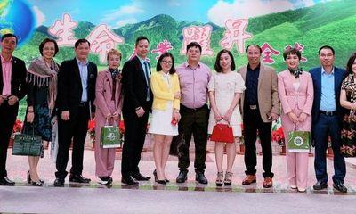 Macca Nutrition tham dự Diễn đàn Doanh nghiệp Việt Nam - Đài Loan lần thứ 13
