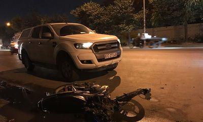 Bình Dương: Tai nạn liên hoàn giữa xe máy và ô tô, 3 người thương vong