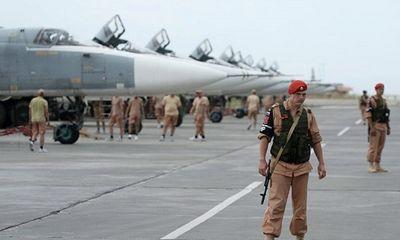 Phá tan cuộc tấn công bằng máy bay không người lái nhằm vào căn cứ đầu não của Nga tại Syria