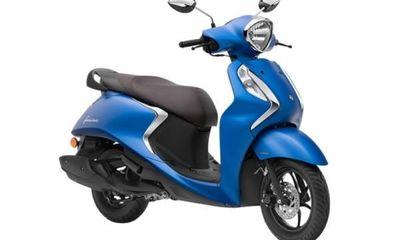 Yamaha ra mắt xe ga