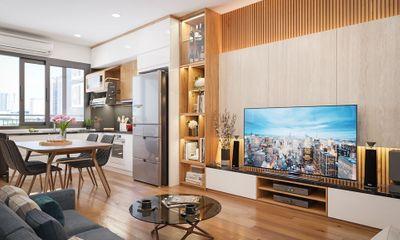 Chỉ 1,5 tỷ sở hữu căn hộ 2 phòng ngủ trung tâm hành chính quận Hà Đông