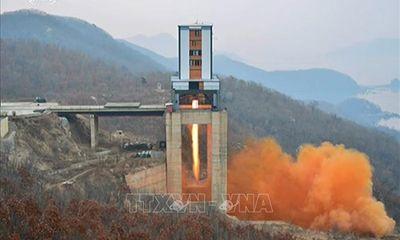 Truyền thông Triều Tiên giới thiệu các vụ phóng vệ tinh nhân tạo