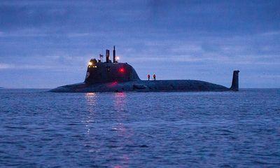 Nga trình làng tàu ngầm hạt nhân nguy hiểm nhất từ trước tới nay