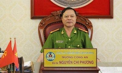Truy tố cựu Trưởng Công an TP.Thanh Hóa nhận 260 triệu đồng