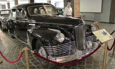 Siêu xe limousine gần 3 triệu USD của lãnh tụ Liên Xô Stalin bị đánh cắp trong đêm