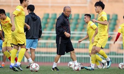 Tin tức thể thao mới nóng nhất ngày 29/12/2019: U23 Việt Nam đánh bại Becamex Bình Dương