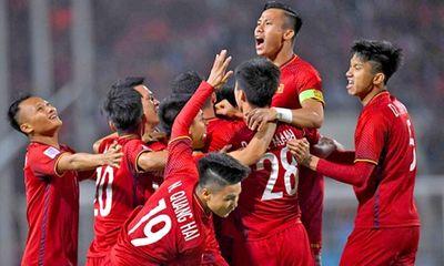 ĐT Việt Nam được FIFA vinh danh trong top 12 đội bóng của năm 2019