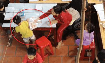 Vụ học sinh bị đánh đập, miệt thị ở lớp dạy kèm tại Ninh Thuận: Người phụ nữ bạo hành trẻ không phải là giáo viên