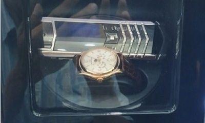 Doanh nhân Quảng Ninh chi 2 tỷ mua đồng hồ, điện thoại của ông Đoàn Ngọc Hải
