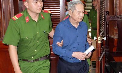 Cựu Phó Chủ tịch UBND TP. HCM Nguyễn Hữu Tín lĩnh 7 năm tù
