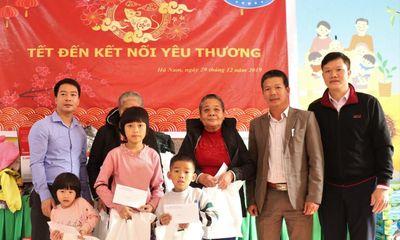 Công ty Macca Nutrition tổ chức thăm và tặng quà tại Trung tâm công tác xã hội tỉnh Hà Nam