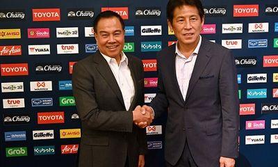 Động thái bất ngờ của Thái Lan với HLV Nishino trước thềm VCK U23 châu Á