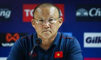 HLV Park Hang Seo tuyên bố bất ngờ về đồng nghiệp Shin Tae Yong dẫn dắt tuyển Indonesia
