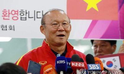 HLV Park Hang-seo đánh giá các đối thủ cùng bảng tại VCK U23 châu Á 2020 thế nào?