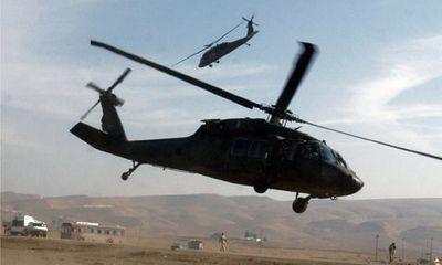 Trực thăng quân sự Đài Loan gặp nạn khiến 8 người thiệt mạng