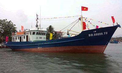 Đi tìm nguyên nhân hàng loạt tàu vỏ thép của Bình Định chìm trên biển