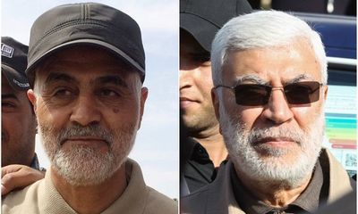 Sân bay quốc tế tại Iraq trúng tên lửa, hai tướng cấp cao thiệt mạng