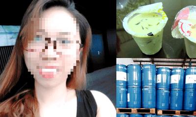 Nghi án đầu độc bằng trà sữa ở Thái Bình: Khởi tố người em gái họ
