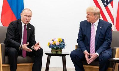 Ông Trump từng nổi giận vì cấp dưới không kết nối cuộc gọi của ông Putin