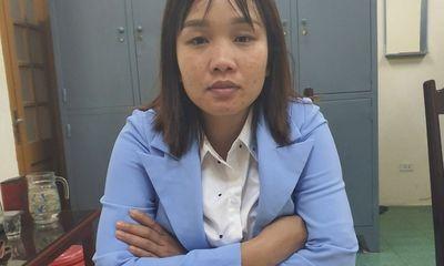 Khởi tố, bắt tạm giam nữ cộng tác viên tạp chí tống tiền doanh nghiệp