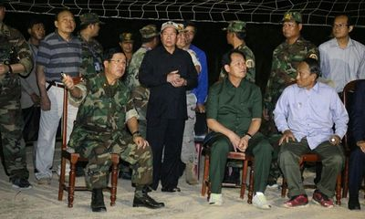 Vụ sập tòa nhà 7 tầng ở Campuchia, 25 người thương vong: Chưa phát hiện nạn nhân gốc Việt