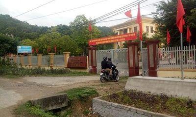 Nghệ An: Kẻ gian đột nhập trụ sở UBND xã, phá két sắt lấy đi gần 100 triệu đồng