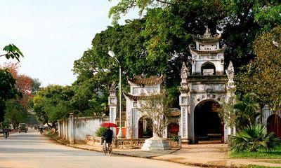 Về Hưng Yên, thăm quan nét đẹp trong quần thể khu di tích Quốc gia đặc biệt Phố Hiến