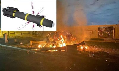 """Tầm hủy diệt kinh hoàng của tên lửa """"siêu phẫu thuật"""" Hellfire R9X Mỹ dùng ám sát tướng Soleimani"""