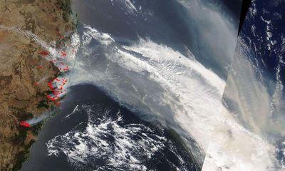 Khói cháy rừng ở Australia đã lan đến Nam Mỹ