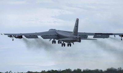 Mỹ điều 6 máy bay B-52 tới căn cứ không quân sát sườn Iran