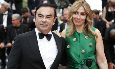 Nhật Bản ký lệnh bắt phu nhân Carlos Ghosn
