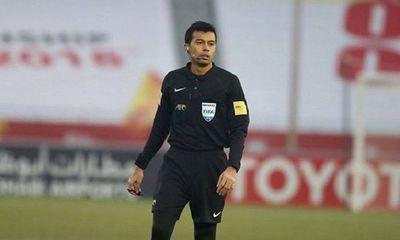 Lộ diện trọng tài bắt chính trận U23 Việt Nam - U23 UAE: