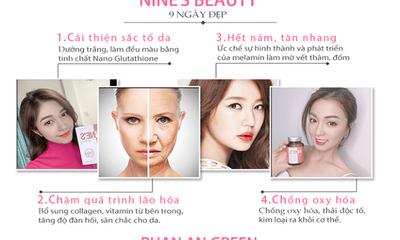 Viên uống trắng da Nine's Beauty - Ứng dụng công nghệ bào chế hiện đại đầu tiên tại Việt Nam
