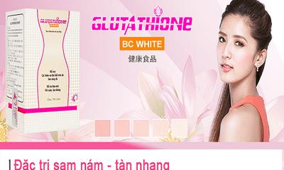 Chuyên gia nói gì về viên uống trị nám trắng da Glutathione BC White