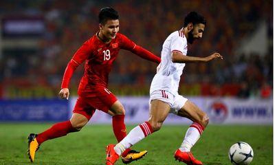Trưởng đoàn U23 UAE bất ngờ nhắc tên Quang Hải, Đức Chinh