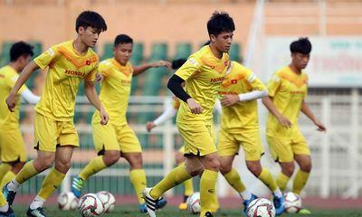 Tin tức thể thao mới nóng nhất ngày 10/1/2020: Đội hình dự kiến của U23 Việt Nam trong trận gặp U23 UAE