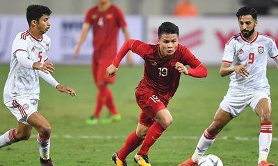 Xem trận U23 Việt Nam - U23 UAE VCK U23 châu Á 2020 ở những kênh nào?