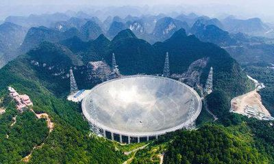 Trung Quốc chính thức vận hành kính viễn vọng vô tuyến lớn nhất thế giới