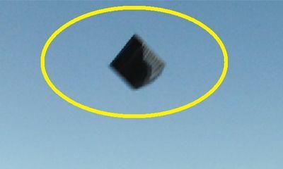 UFO có hình thù dị dạng đột nhiên xuất hiện ở Ireland khiến nhiều người sửng sốt
