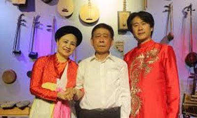 Người đàn ông cả đời mê đắm với nhạc cụ truyền thống của dân tộc