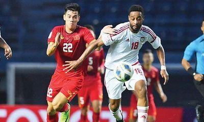 Những lý do khiến U23 Việt Nam không lo UAE